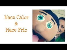 Hace Calor, Hace Frío - Spanish lesson for children - YouTube