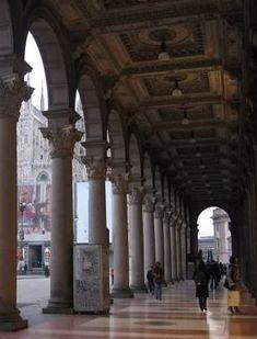image Bella, Milan, Architecture, Places, Image, Italia, Art, Arquitetura, Architecture Design