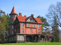 Wilderstein, a remarkable Victorian estate in Rhinebeck and Springwood, the ancestral home of Franklin D. Roosevelt's family in Hyde Park.
