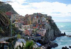 Cingue-Terre Italy