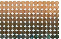 Degradado de monedas