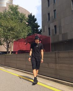 BTS Tweet - RapMon (selca) 150805 --  yohji is  #김데일리  --  tran: yohji is ❤️‍ #KimDaily ---  Trans cr; Mary @ bts-trans