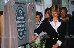 1989-09-06 Diana opens a new Annexe to the Chelmsford College of Further Education in Chelmsford, Essex