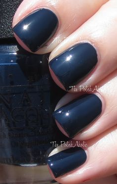 OPI Fall 2013 San Francisco Collection Swatches: Incognito In Sausalito