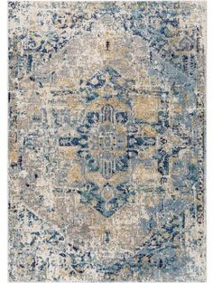 Vintage and Patchwork Rugs - Modern Style and Used Look Patchwork Rugs, Patchwork Designs, Estilo Retro, New Living Room, Modern Rugs, Vintage Rugs, Different Colors, New Homes, Colours