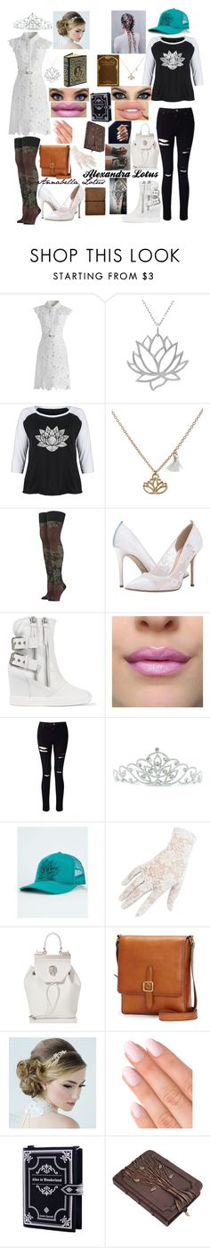 """Lotus Family"" by darkdragon42 ❤ liked on Polyvore featuring Chicwish, Tressa, LC Trendz, Stance, SJP, Giuseppe Zanotti, Miss Selfridge, Kate Marie, O'Neill and Black"