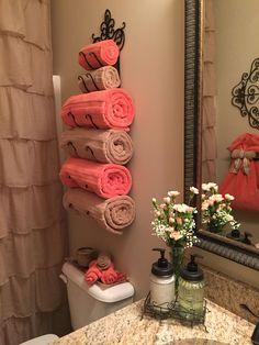 stunning bathroom storage shelves organization ideas 26 ~ Best Home Decor Ideas