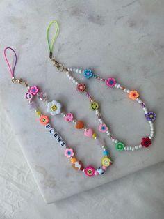 Trendy Jewelry, Summer Jewelry, Cute Jewelry, Bead Jewellery, Beaded Jewelry, Beaded Bracelets, Handmade Wire Jewelry, Diy Crafts Jewelry, Pulseras Kandi