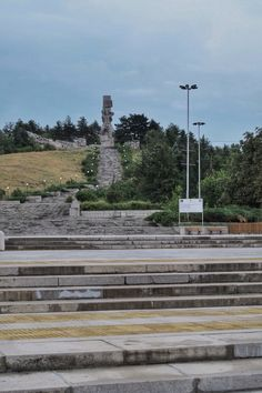 Apriltsi Memorial (1976) - Panagyurishte (Bulgaria)