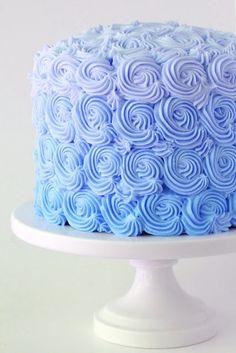 cake #yum #TrueBlue