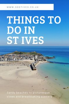 Top 10 things to do in St Ives Cornwall Days Out With Kids, Family Days Out, Holiday Places, Holiday Destinations, Travel Destinations, St Ives Cottages, Things To Do In Cornwall, Bucket List Holidays, Cornwall Beaches