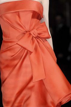 Valentino Spring 2009 Couture Details