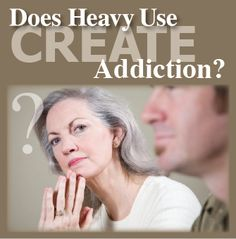 Does heavy use of alcohol and drugs create addiction? (Click on link/photo above) #Addicted #Cause of Addiction #Heavy Drinker