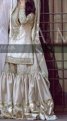 Pakistani Engagement Dresses, Pakistani Party Wear Dresses, Nikkah Dress, Shadi Dresses, Lehnga Dress, Pakistani Wedding Outfits, Pakistani Dress Design, Bridal Outfits, Fashion Dress Up Games