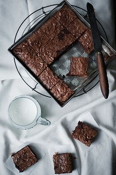 Ever Brownies from Baking With Julia Child