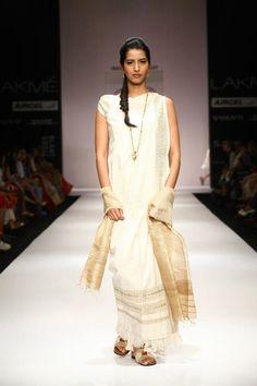 Ryindia by Daniel Syiem at Lakme Fashion Week Summer/Resort 2013 Mumbai