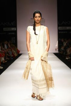 Ryindia by Daniel Syiem at Lakme Fashion Week Summer/Resort 2013 Mumbai