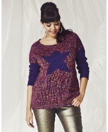 Plus Size Sweater