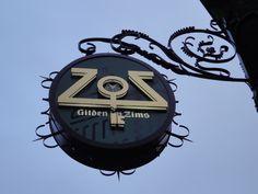 Schild am Gilden im Zims in #Koeln http://www.ausflugsziele-nrw.net/gilden-im-zims/