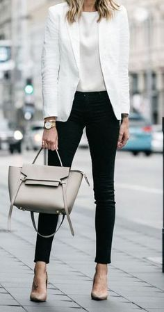 25 professionelle Hosen Outfit die super billig sind 00005 Litledress 25 professional pants outfit which are super cheap 00005 litledress Summer Work Outfits, Casual Work Outfits, Office Outfits, Work Attire, Work Casual, Fall Outfits, Work Pants Outfit, White Blazer Outfits, Cheap Outfits