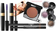 CHANEL MAKEUP • REFLETS D'ETE Summer 2014