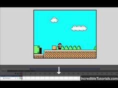 In this quick tutorial I show you how to import and apply a basic animation to an animated gif.