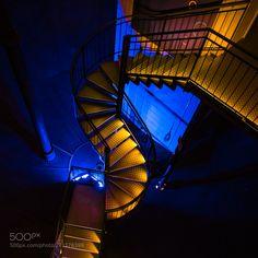 Stairs Water Tower Lüneburg Shots, Stairs, Tower, Street, Beautiful, Vintage, Ideas, Home Decor, Stairway