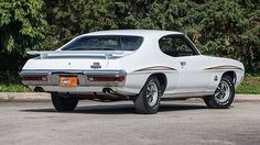 1970 Pontiac GTO Judge 400/366 HP, 4-Speed, 19 Factory Options presented as lot S101 at Schaumburg, IL 2015 - image3