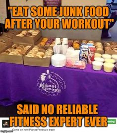 """PLANET FITNESS, NOT IN MY SOLAR SYSTEM 
