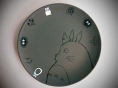 FREE SHIPPING My Neighbor Totoro Themed by McCannsMarkItPlace, $27.50