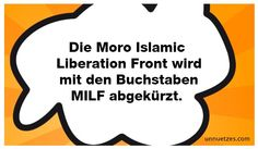 Die Moro Islamic Liberation Front wird..