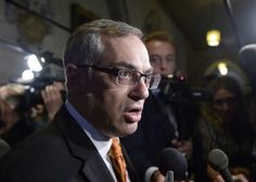 Another one of the Reformacons 'mouthing' off before thinking. They cannot help it! Poor Joe Oliver, Lisa Raitt, Rona Ambrose, Cheryl Gallant - all of them tongue-tied they didn't win the election & doing everything they can to tear the current government down. Sad, sad, sad.