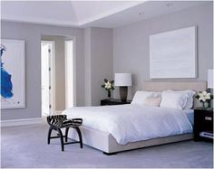 Luxurious Simplicity at the designers home
