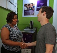Why I Came To Nigeria  Facebook Founder Mark Zuckerberg   Billionaire and…