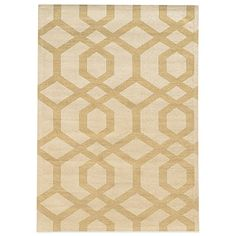 Bombay® Chenille Tapis Chain Rug in Ivory