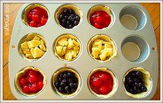 Mini Filled Pies