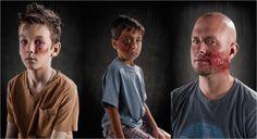สะท้อนความเจ็บปวดผ่านภาพถ่าย วอนหยุดทำร้ายเด็กด้วยคำด่ารุนแรง