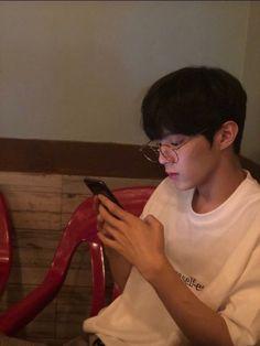 Korean Boys Ulzzang, Cute Korean Boys, Ulzzang Boy, Asian Boys, Korean Girl, Boyfriend Photos, My Boyfriend, K Pop, Up10tion Wooshin