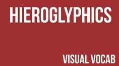 Hieroglyphics defined - From Goodbye-Art Academy