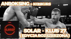 Unboxing - SOLAR - KLUB 27 (EDYCJA ROZSZERZONA) + KONKURS
