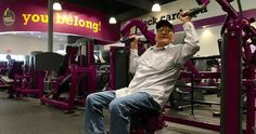 No excuses: If 97-year-old veteran Roy Groce can workout, so can you! #pfpromo