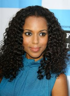 Okay, as my curls grow out more this is the style I want!