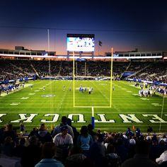 Commonwealth Stadium...Lexington, KY