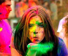 Happy Colors... Uma explosão de cores alegria e diversão....
