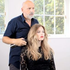 """Celebrated hair guru #sammcknight reveals his trade secrets and styling tips in #THEEDIT's exclusive new video series. With fashion fans that include #KateMoss, """"I love working with Sam,"""" and #viviennewestwood, """"the greatest hairdresser that [we] have ever worked with, a magician"""", this is one how-to series you won't want to miss. Watch the full video at Youtube.com/NETAPORTER"""