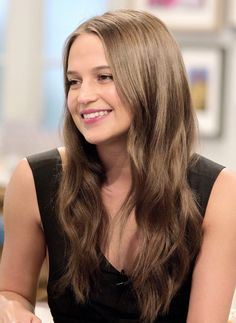 Alicia Vikander, Visit my page for health and hair tips: http://kat-walk.net/