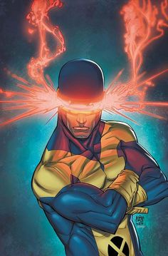 Cyclops, one of my first crushes <3 Scott Summers <3
