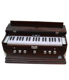 SG Musical Double Bellow Harmonium - TBT01