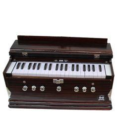 SG Musical Double Bellow Harmonium - TBT01