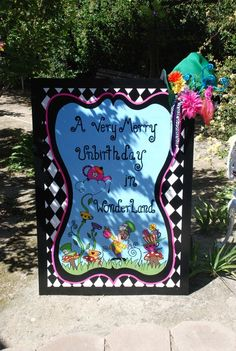 """Photo 1 of 53: Alice in Wonderland, Mad Tea Party / Birthday """"A Party in Wonderland"""" 